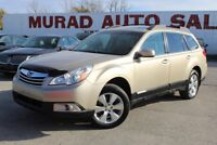 2010 Subaru Outback !!! GPS NAVI !!! SUNROOF !!! 3.6 R !!!