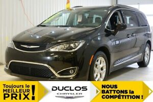 2018 Chrysler Pacifica Touring-L Plus*CUIR CHAUFF*DVD*ANGLES MOR
