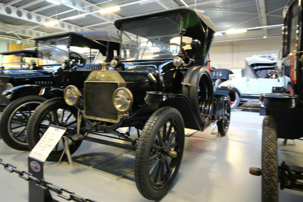 Ford T Runabout 1916