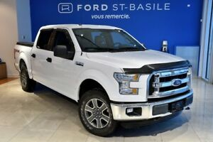2015 Ford F150 XLT SUPERCREW
