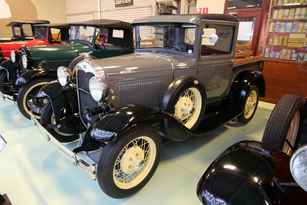 Ford A Pickup 1930