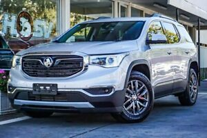 2019 Holden Acadia AC MY19 LTZ 2WD Silver 9 Speed Sports Automatic Wagon Somerton Park Holdfast Bay Preview