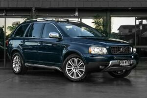 2011 Volvo XC90 P28 MY12 Executive Geartronic Blue 6 Speed Sports Automatic Wagon Bowen Hills Brisbane North East Preview