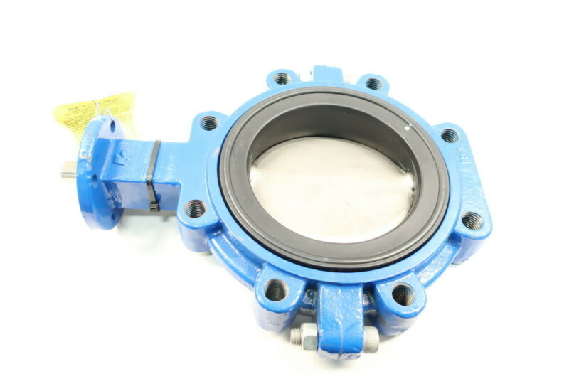 Keystone 920 Iron Lugged Butterfly Valve 6in