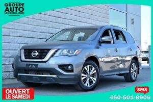 2017 Nissan Pathfinder *SV*AWD*7 PASSAGERS*CHARCOAL*CAMERA*