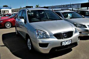 2010 Kia Rondo UN MY11 SI Silver 4 Speed Sports Automatic Wagon