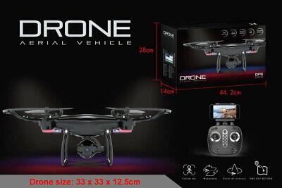 RC Drone Quadcopter LH GPS X25W WIFI FPV Camera GPS / Waypoint / Follow Me P06