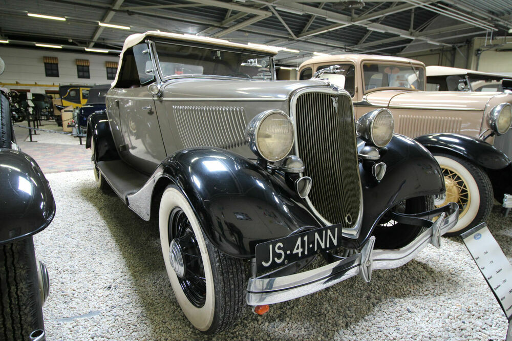 Ford 710 Roadster 1933