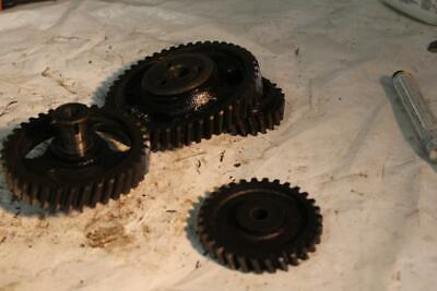 Wisconsin Ve4 Timing Gears Cam Oil Crank Motor Engine Parts
