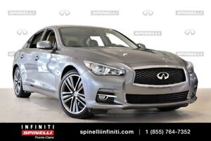 """2015 Infiniti Q50 LIMITED 19"""""""" MAGS, GPS"""