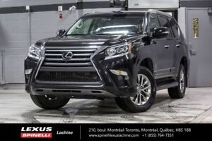 2016 Lexus GX 460 EXECUTIF 4WD; 7 PASS AUDIO DVD LSS+ THE MOST E
