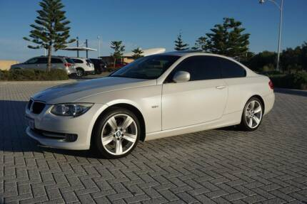 2011 BMW E92 320D Coupe Butler Wanneroo Area Preview