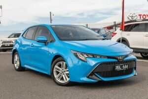 2020 Toyota Corolla Mzea12R Ascent Sport Blue 10 Speed Constant Variable Hatchback Dandenong Greater Dandenong Preview