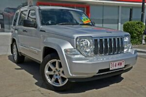2009 Jeep Cherokee KK MY08 Limited PS2 4 Speed Automatic Wagon Redcliffe Redcliffe Area Preview