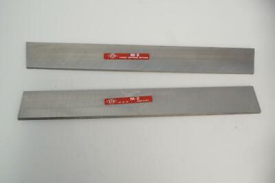 2 New Etm Israel M2 Molybdenum Hss Lathe Cut Off Blade Tool Bit 78 X 18 X 7