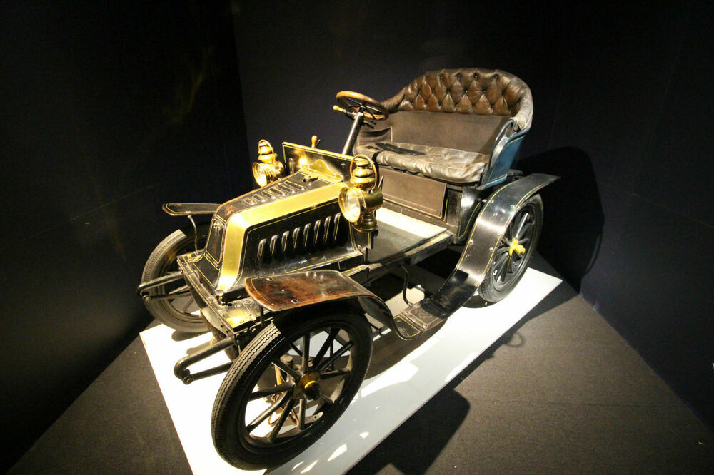 Darracq 8HP Two Seater 1901