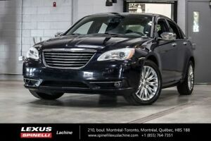2011 Chrysler 200 TOURING V6; FREINS / PNEUS NEUF REMOTE STARTER
