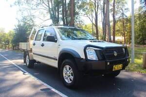 Holden Rodeo Turbo diesel dual cab chasis Port Macquarie Port Macquarie City Preview