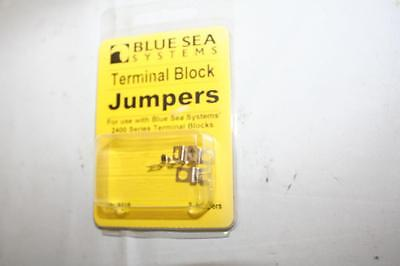 Blue Sea Systems 9218 Terminal Block 5 Jumpers For 2400 Series Terminal Blocks