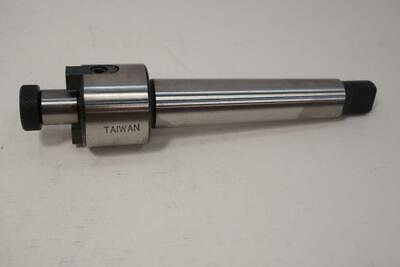 New National No. 7 Brown Sharpe Taper 12 Tanged Shell Mill Adapter Holder