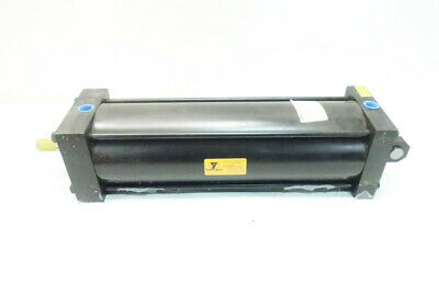 Yates Double Acting Hydraulic Cylinder 6in 18in