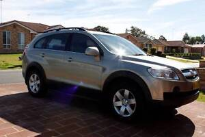 2010 Holden Captiva CX 7 Seater AWD Wagon excellent condition Glenmore Park Penrith Area Preview
