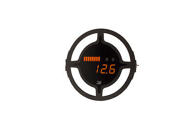P3 Cars OEM Vent Gauge Boost for 2010-16 R60 Mini Countryman R61 Paceman