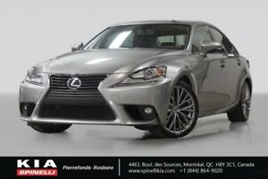 2015 Lexus IS 250 PREMIUM AWD AWD ROOF LEATHER
