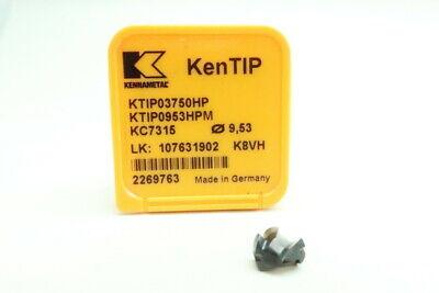Kennametal Ktip03750hp Ktip0953hpm Kentip Carbide Insert