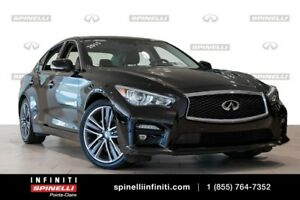 2015 Infiniti Q50 SPORT TECH ONLY 112 WEEKLY WITH EXTENDED WARRA