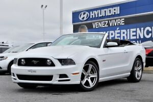 2014 Ford Mustang GT  5.0L  CONVERTIBLE