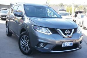 2016 Nissan X-Trail T32 Ti X-tronic 4WD Grey 7 Speed Constant Variable Wagon Phillip Woden Valley Preview