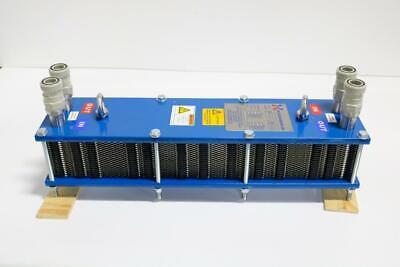 Uk Exchanger Ltd Uke-2a Ss Parallel Plate Heat Exchanger