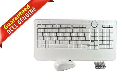 New Genuine Dell Wireless Latin Keyboard And Mouse Kit Without Receiver Y854M