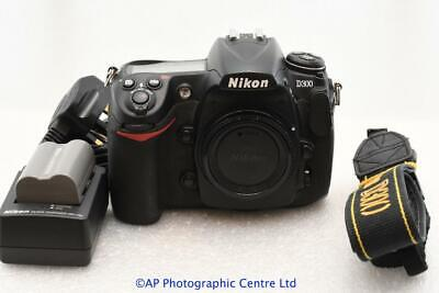 Nikon D300 Digital DSLR Camera Body  GREAT CAMERA