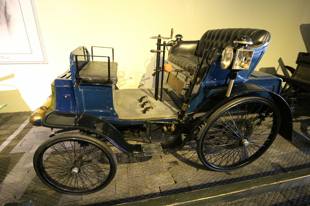 Benz 6HP Ideal 1901
