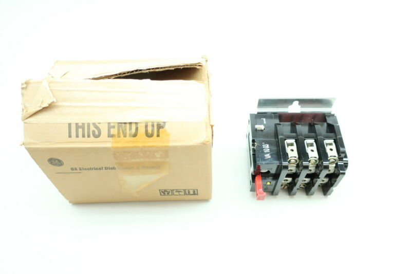 General Electric Ge CR324D610A Overload Relay