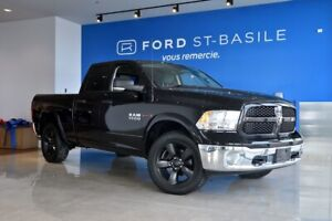 2016 Ram 1500 Outdoorsman+ DIESEL+CAMÉRA!! Powerfull and low on
