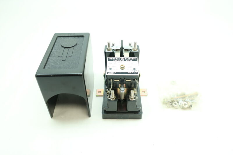 General Electric Ge 12HGA11S51 Auxiliary Relay 250v-dc