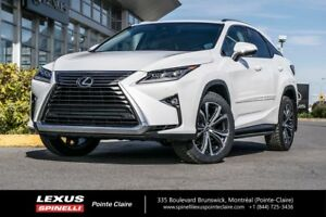 2019 Lexus RX 350 AWD LUXE / LUXURY 12.3'' DISPLAY SCREEN WITH N
