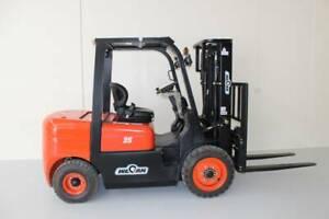 Wecan 3500kg Diesel Forklift