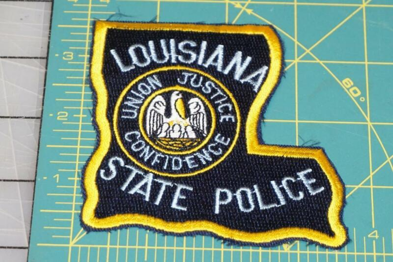 Union Justice Confidence State Police Patch (10017)