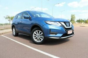 2019 Nissan X-Trail T32 Series II ST X-tronic 4WD Blue 7 Speed Continuous Variable Wagon Driver Palmerston Area Preview