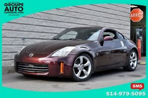 2006 Nissan 350Z *CUIR*AUTOM*MAGS*RARE*TRES BAS KILO*