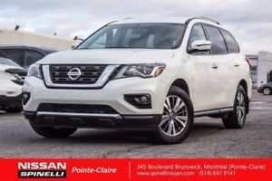 2017 Nissan Pathfinder SL AWD LEATHER, 360 CAMERA, MEMORY SEAT