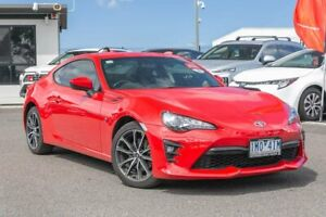 2018 Toyota 86 ZN6 GTS Red 6 Speed Sports Automatic Coupe Dandenong Greater Dandenong Preview