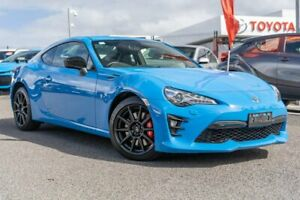 2020 Toyota 86 ZN6 GTS Apollo Blue Blue 6 Speed Sports Automatic Coupe