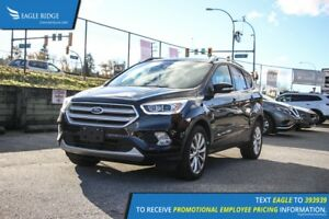 2018 Ford Escape Titanium Navigation, Leather, Sunroof