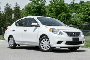 2013 Nissan Versa SV | Car Loans Available for Any Credit