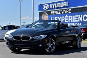 2014 BMW 4 Series 428i xDrive  **GPS, CONVERTIBLE**